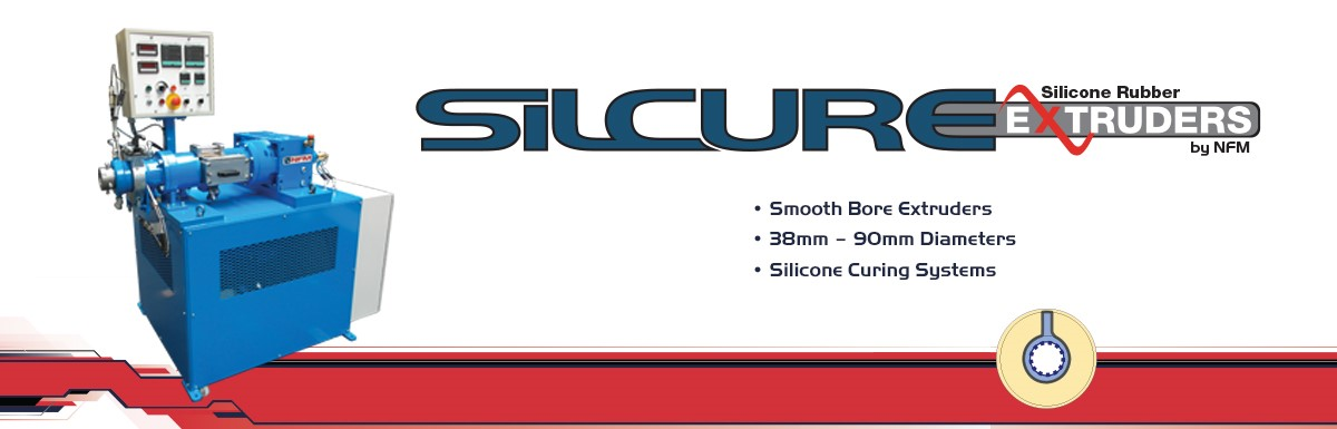 Silcure - Silicone Rubber Extruders by NFM