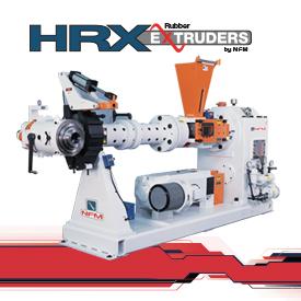HRX Series Extruders