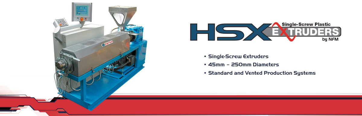 HSX Series Extruders